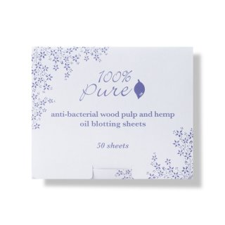 Anti-Bacterial Wood Pulp & Hemp Oil Blotting Paper - Pudertuch