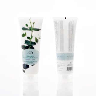 Eucalyptus Nourishing Body Cream - Körperlotion