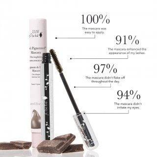 Fruit Pigmented® Ultra Lengthening Mascara Dark Chocolate - Wimperntusche