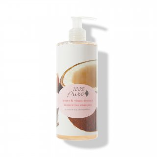 Honey & Virgin Coconut Restorative Shampoo big