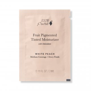 Fruit Pigmented® Tinted Moisturizer Sample Sachet - White Peach