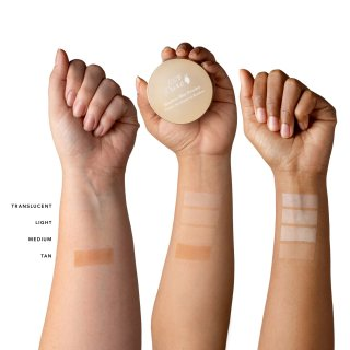 Bamboo Blur Powder - Light