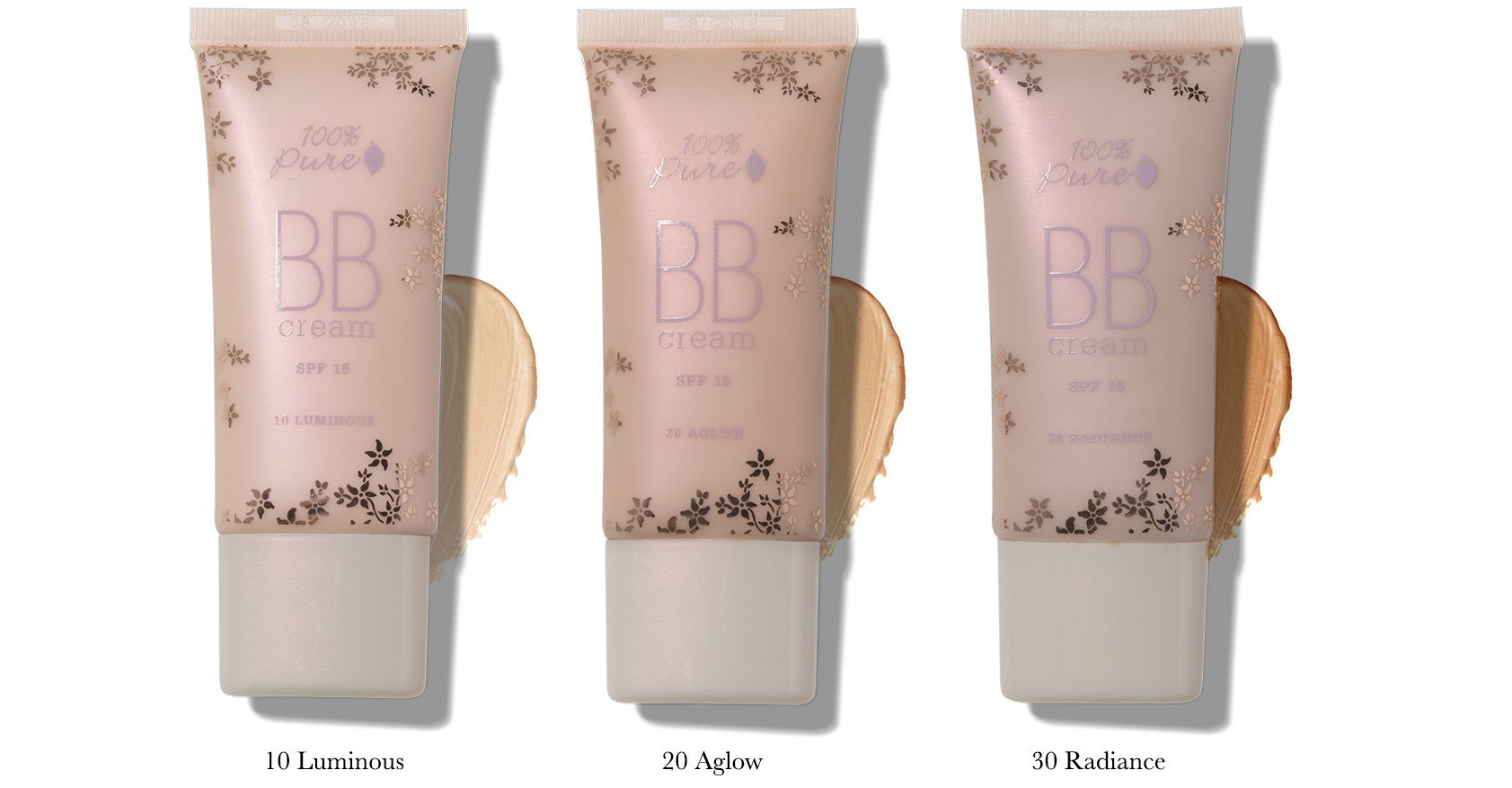 100% Pure Naturkosmetik Foundation / BB Cream