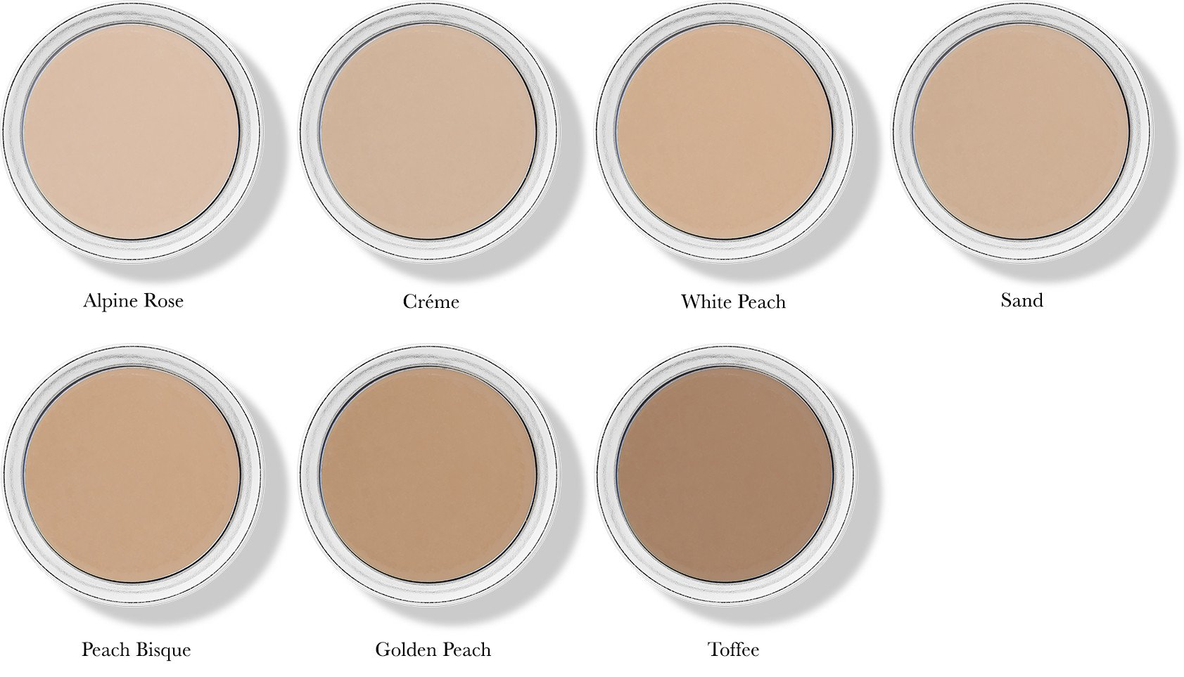 100% Pure Naturkosmetik Foundation / Fruit Pigmented Cream Foundation