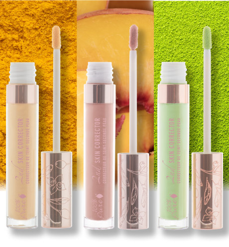 100 Pure Colour Correcting Concealer